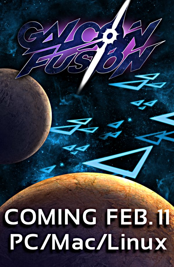 Galcon Fusion Poster