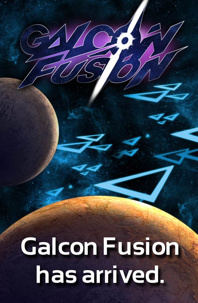 Galcon Fusion has arrived.